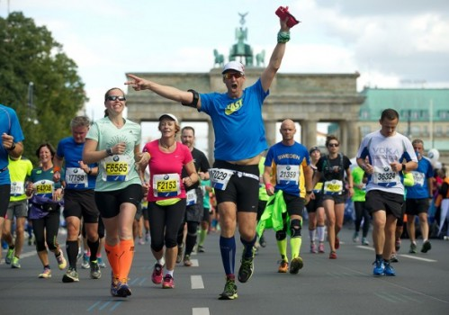 Berlin Marathon 25.september 2016