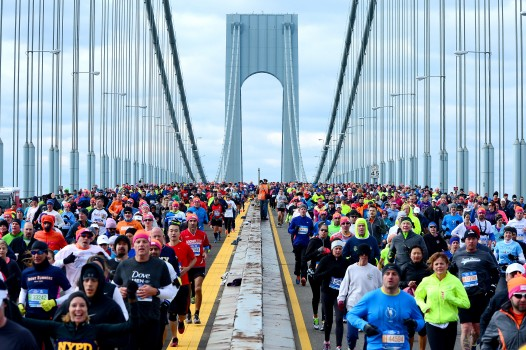 New York Marathon 6.november 2016