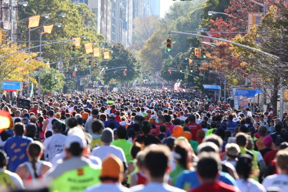 New York Marathon 3.november 2019
