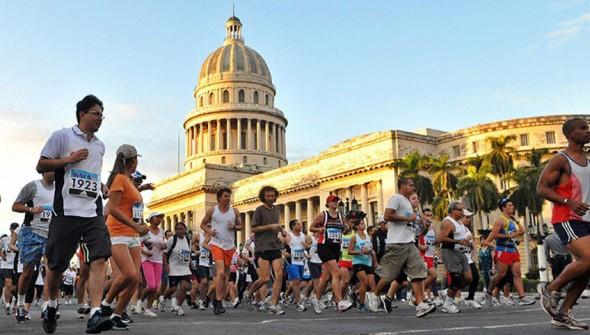 Havana Marathon 19.november 2017