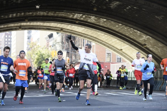 New York Marathon 5.november 2017
