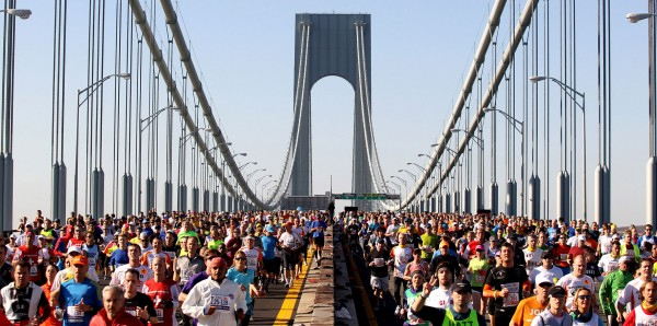 New York Marathon 2019