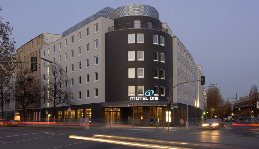 Motel One Bellevue - Berlin